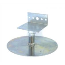 Анкор4 ОР2-50мм-75мм - Регулируемая металлическая опора для лаговой конструкции