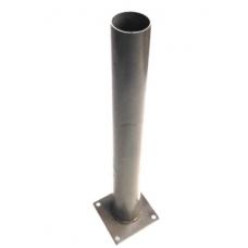 Анкерное основание для столбов из ДПК. 3х110хд60х1000