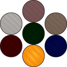 Заказ своего цвета доски ДПК